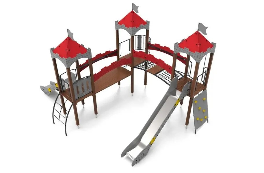 play tower- castle